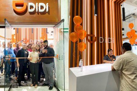 DiDi abre un club de conductores en Mérida