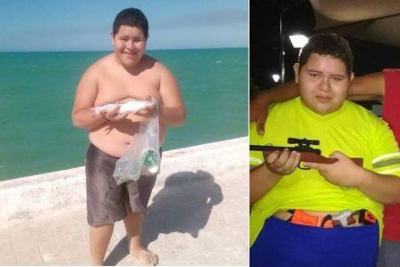 """Desaparece otra vez Dieguito el """"niño viajero"""": dicen que lo vieron en Cancún"""