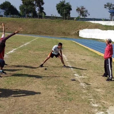 Noventa atletas yucatecos irán a la Espartaqueada Deportiva Nacional 2020