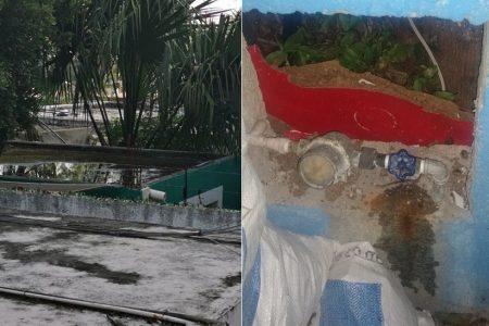 Pronta atención al reporte de un desperdicio de agua en Chuburná