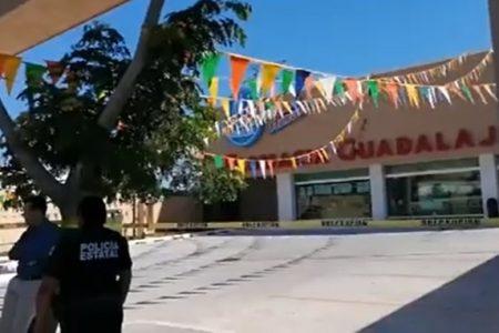 Un detenido por asalto en Farmacias Guadalajara de Polígono 108