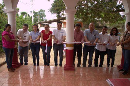 Inauguran Centro de Apoyo al Desarrollo Rural en el sur de Yucatán