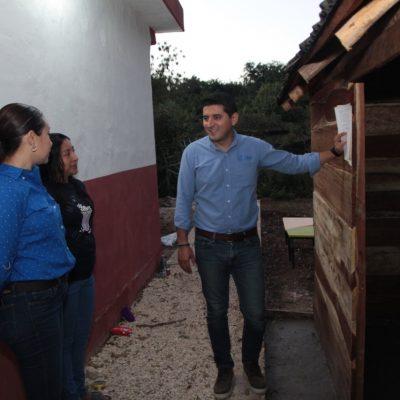 Adiós al ancestral olvido en Becanchén, comunidad del extremo sur de Yucatán