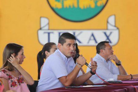 Agradecen vocación de servicio de trabajadores municipales de Tekax