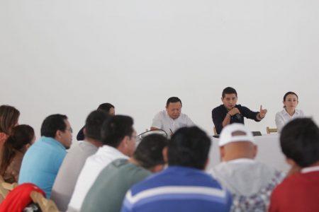 Inéditas reuniones de planeación para el desarrollo de Tekax