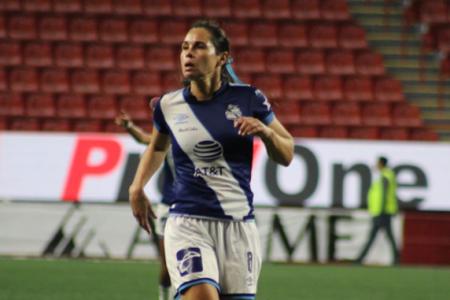 Lupita Worbis, la revelación de la Liga MX Femenil