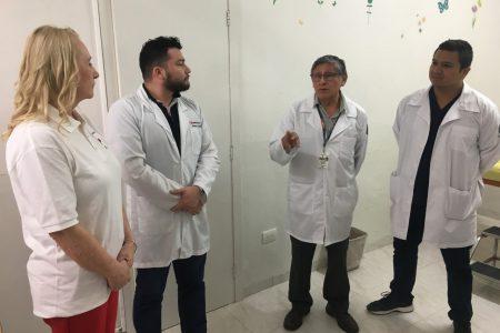 La Cruz Roja Yucatán ya tiene Unidad de Medicina Deportiva
