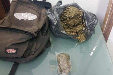 A prisión por pretender la venta de 10 kilos de marihuana