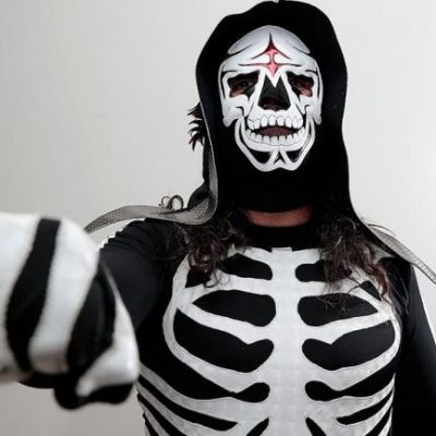 Muere La Parka, luchador de la AAA