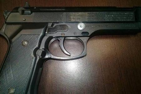 Asalta con pistola de juguete una agencia de cervezas en Ciudad Caucel