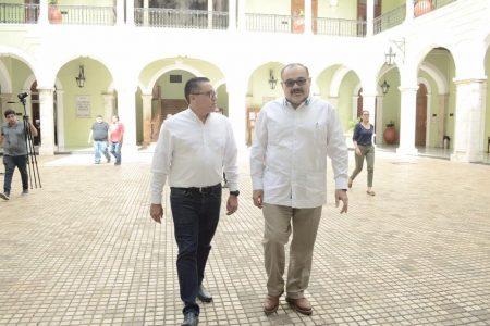 Ramírez Marín felicita a Mauricio Vila por cancelar el impuesto de seguridad