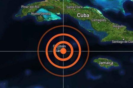 Nuevo sismo en el Caribe, ahora de 6.5 en Islas Caimán