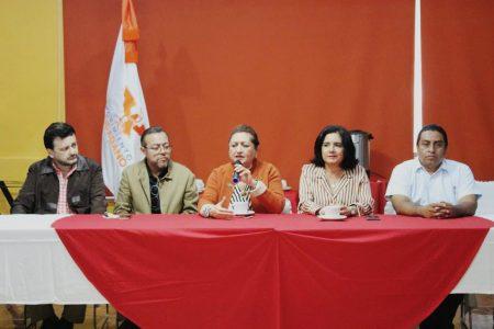 Herbé Rodríguez Sahuí se suma al movimiento naranja