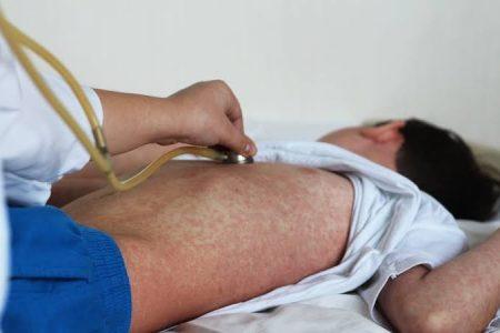 La vacunación, en lugar de protegerlos, los envió al hospital