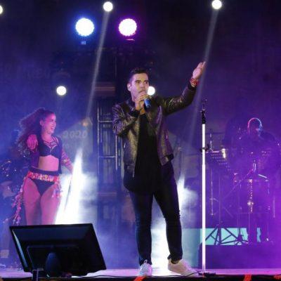 Prende Grupo Cañaveral el Carnaval Mérida 2020 en Chuburná