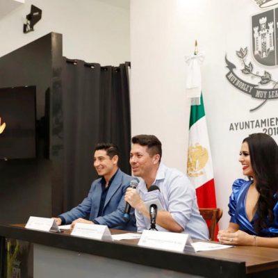 La Trakalosa de Monterrey en la Coronación de los reyes del Carnaval de Mérida 2020