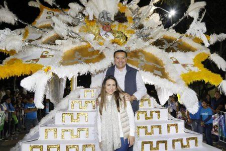"""Ciudad Carnaval vive un espectacular """"Sábado de Fantasía"""""""