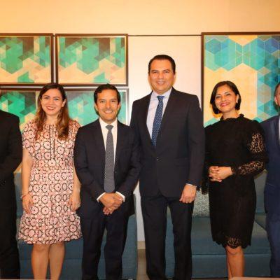 David Ponce Miranda, nuevo presidente de agentes de seguros en Yucatán