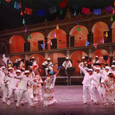Celebran 50 años el Ballet Folclórico del Estado y la Orquesta Jaranera del Mayab