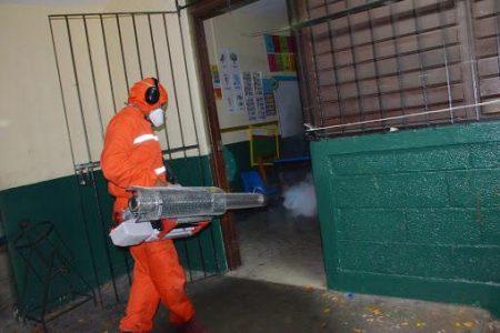 Desde diversos frentes mantienen a raya al dengue en Yucatán