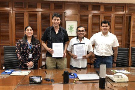 CICY y Amigos de Sian Ka'an a favor de la conservación de los ecosistemas
