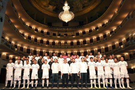 Venados FC Yucatán promueven los atractivos turísticos del estado