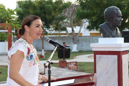 Honran el legado de Ricardo López Méndez, a 117 años de su natalicio