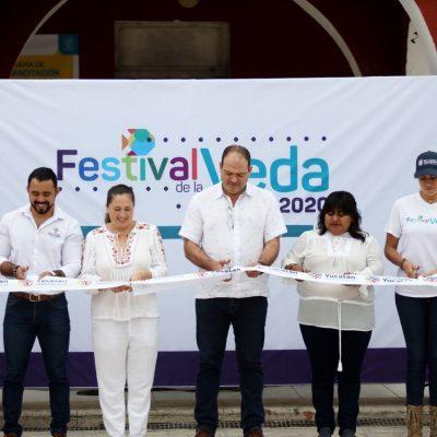 Arranca en Celestún la segunda edición del Festival de la Veda