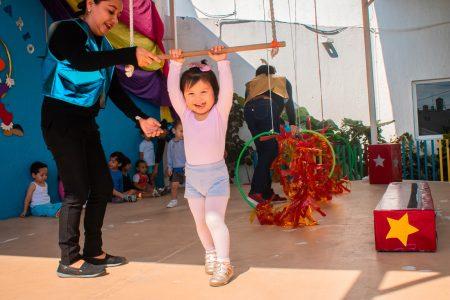 Celebra su 27 aniversario el Cendi Chenkú del Isstey