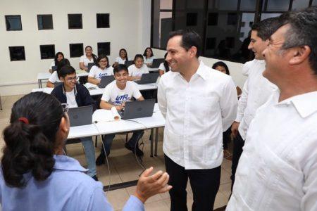 Más oportunidades para estudiantes universitarios del interior del estado