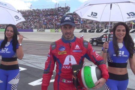 Michel Jourdain Jr., con doble motivación para competir en Yucatán