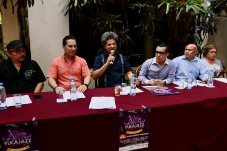 YUCAJAZZ by Salo Loyo presenta Mérida en la Piel