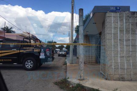 Doble asesinato en un fraccionamiento del norte de Mérida