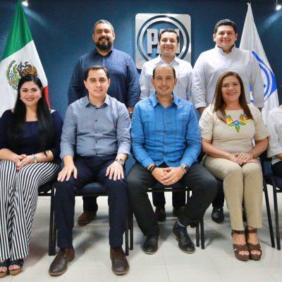 Diputados locales del PAN buscarán mayor inclusión