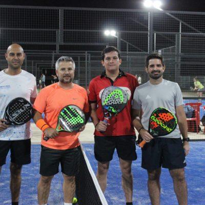 José Escamilla y Rodrigo Achurra ganan torneo de padel