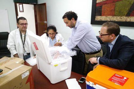 Llegan a Yucatán medicamentos para pacientes con cáncer