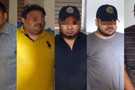 Detiene la SSP a cinco sujetos armados que se hacían pasar por policías en Mérida