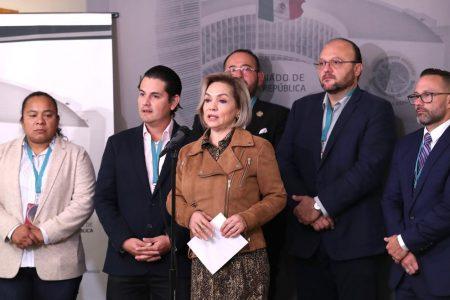 Presentan en el Senado proyectos sociales para Yucatán en 2020
