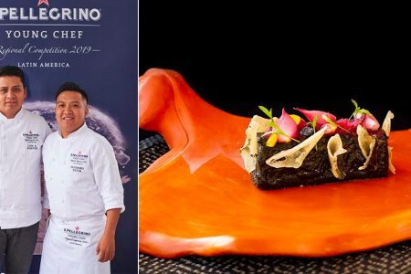 Yucateco llega a la final del S. Pellegrino, el 'mundial' de los mejores chefs