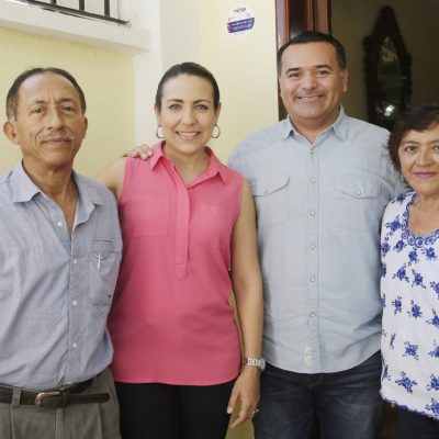 """Ayuntamiento y DIF avanzan en el proyecto """"Mérida cambiando la diabetes"""""""