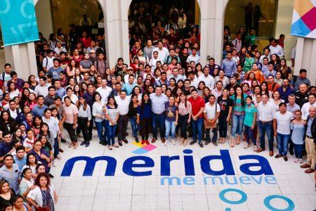 Impulsan la próxima generación de jóvenes que trabajarán por Mérida