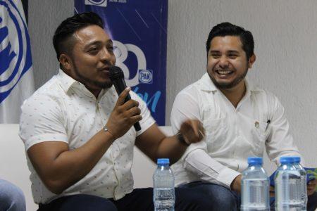 Convertirse en agentes de cambio en política digital, reto de jóvenes panistas