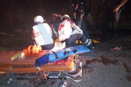 Atropella un triciclo con una pareja de abuelitos: mueren ambos