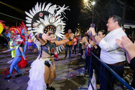 Mejoras a Ciudad Carnaval dan mejor imagen y más comodidad a los asistentes