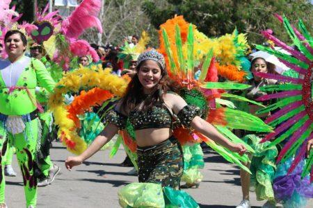 Multitudinario adiós a Momo en Ciudad Carnaval 2020