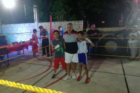 Nuevo gimnasio de box en Tixkokob: Concha Team