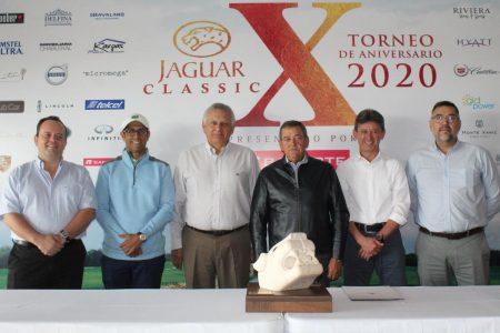 Anuncian el X Torneo de Aniversario 'Jaguar Classic', en el Yucatán Country Club
