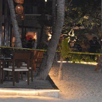 La muerte sorprende a un cliente en restaurante del malecón de Progreso