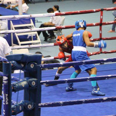 Jóvenes atletas van por un boleto a Juegos Nacionales