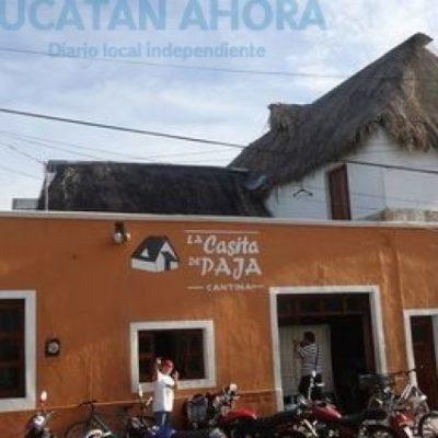 Incidente a las puertas de La Casita de Paja: encapuchados golpean a un empleado